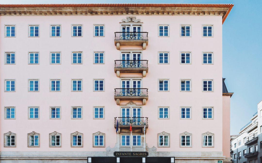 INFANTE SAGRES HOTEL *****