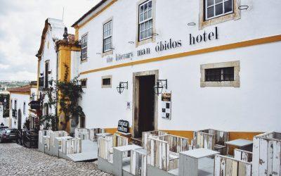 THE LITERARY MAN ÓBIDOS HOTEL ****