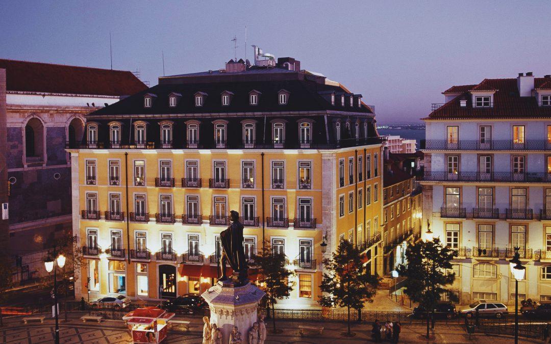 BAIRRO ALTO HOTEL *****